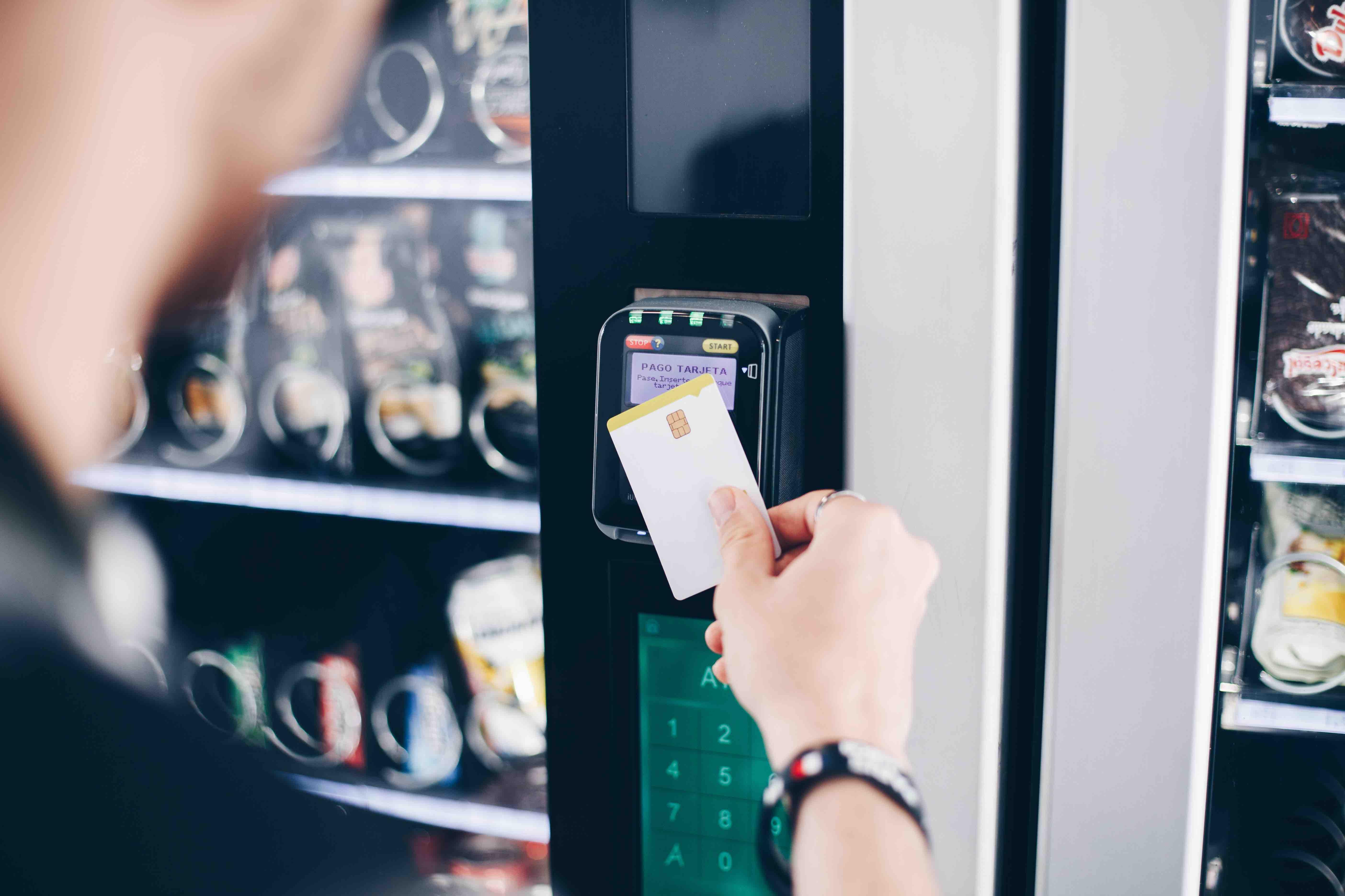 Cashless Vending